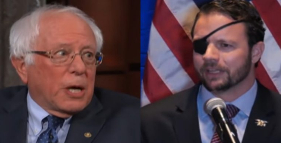 Bernie Calls Trump A 'Coward' For Wanting Voter ID, Crenshaw Fires Back: It 'Defies Logic' To Not Want Voter ID