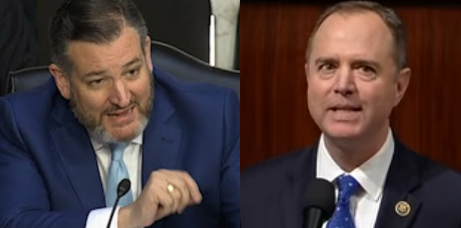 "Schiff Says The Threat Posed By Soleimani ""Does Not Constitute 'Imminent'"", Cruz Levels Him: ""If You Didn't Hate Trump"", It'd Be Easier To See"