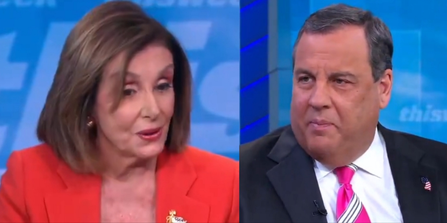 "Chris Christie: ""The Speaker Made A Serious Error In Political Judgement"" By Holding Articles Of Impeachment"